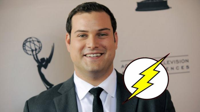 Max Adler se une a la cuarta temporada de The Flash (2014 - ?)