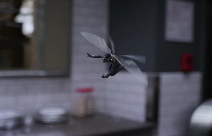 Captura del trailer de Ant-Man y la Avispa (2018)