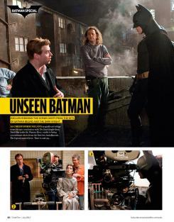 Escaneado de la revista Total Film (julio 2012)