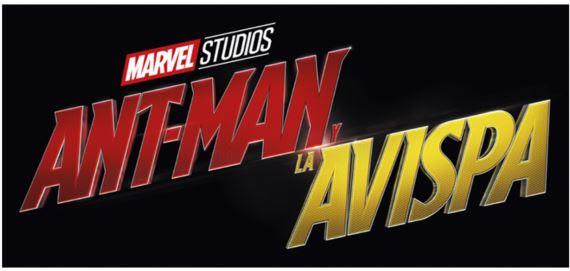 Logo para España de Ant-Man and the Wasp (2018)
