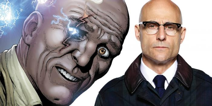 Mark Strong es el Doctor Sivana en Shazam! (2019)