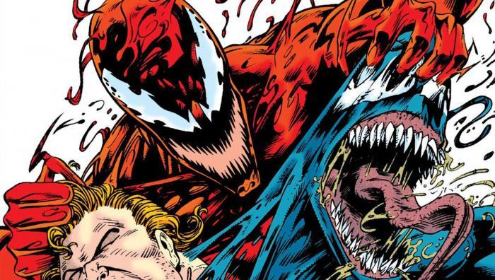 Imagen de Carnage y Venom