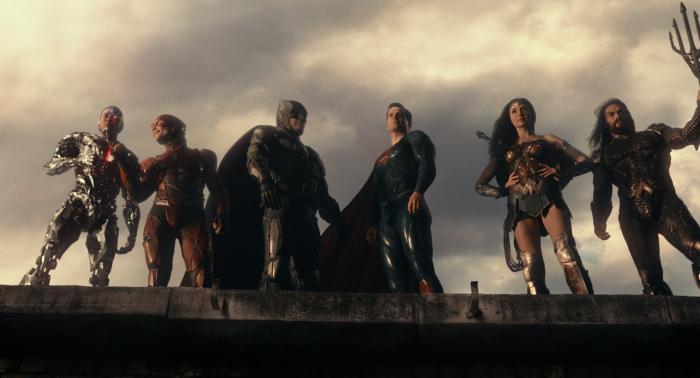 Imagen de Liga de la Justicia (2018)