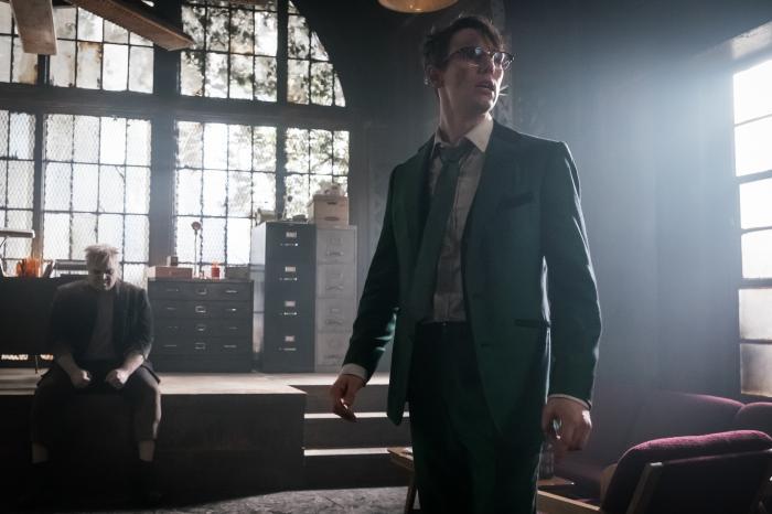 Imagen de Gotham 4x12: Pieces Of A Broken Mirror