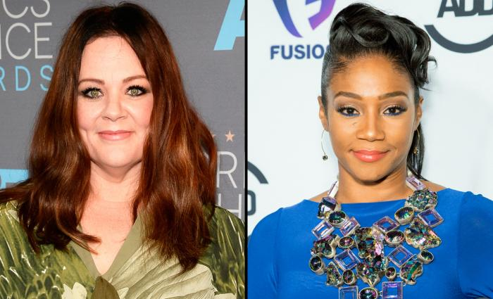 Melissa McCarthy y Tiffany Haddish protagonizarán The Kitchen