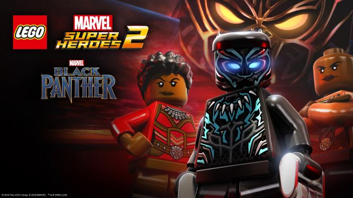 DLC de Black Panther para LEGO Marvel Super Heroes 2