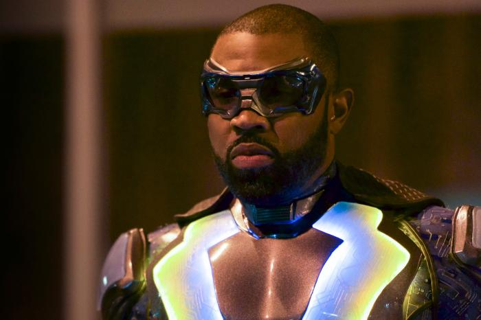 Imagen de Black Lightning 1x06: The Book of Thunder