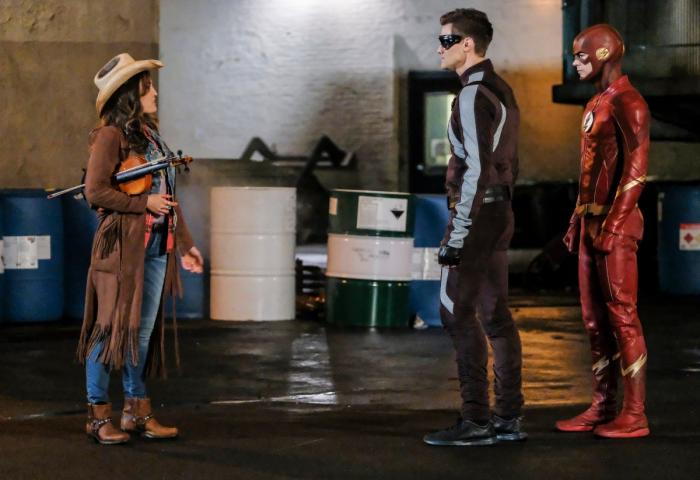 Imagen de The Flash (2014 - ?) 4x14: Subject 9