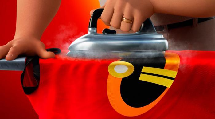 Imagen promocional de Los Increíbles II (2018)
