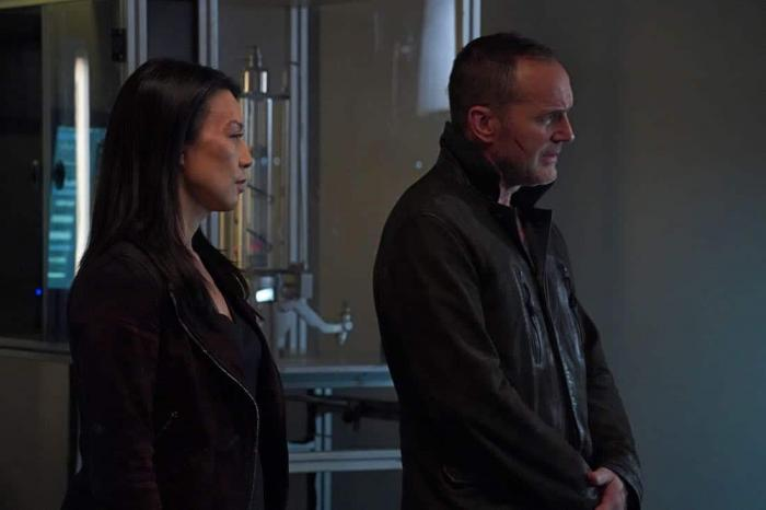 Imagen de Agents of SHIELD 5x11: All The Comforts Of Home