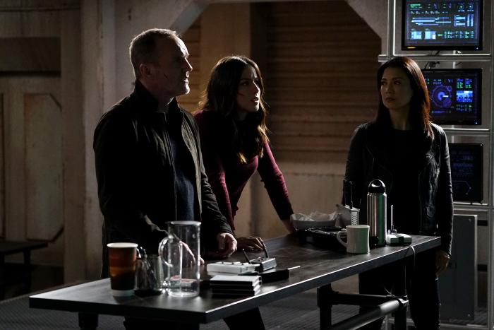 Imagen de Agents of S.H.I.E.L.D. 5x12: The Real Deal