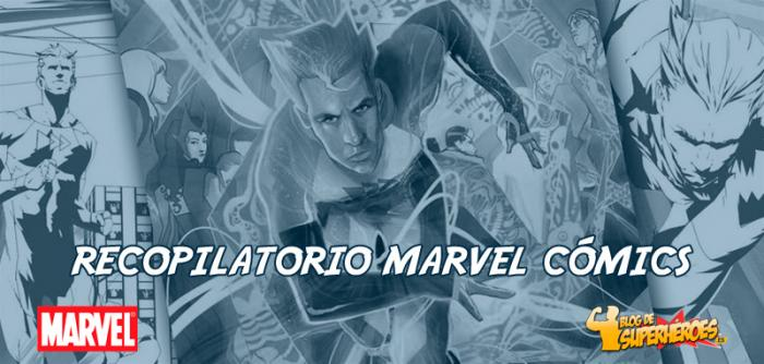 Recopilatorio Marvel Comics: nuevas series de Black Panther y Mercurio