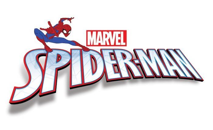 Logo de la serie de animación Marvel's Spider-Man