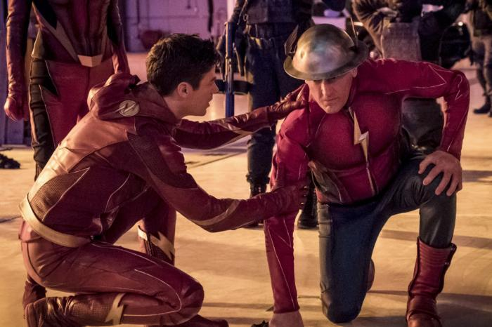 Imagen de The Flash (2014 - ?) 4x15: Enter Flashtime