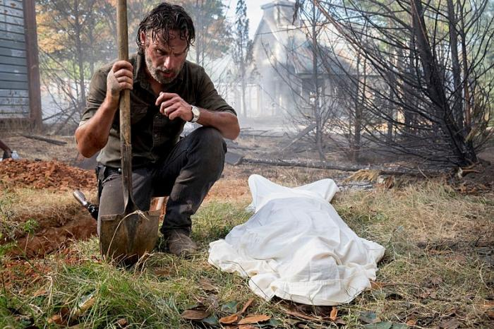 Imagen de The Walking Dead 8x09: Honor