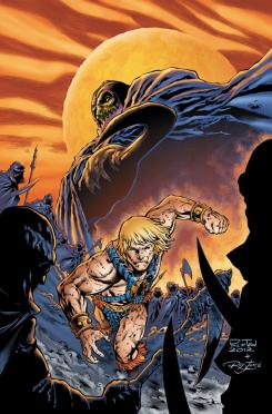He-Man and the Masters of the Universe #2 (septiembre, 2012)