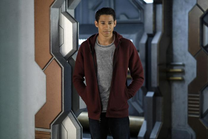 Imagen de Legends of Tomorrow 3x14: Amazing Grace