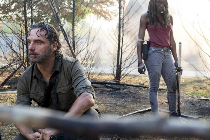 Imagen de The Walking Dead 8x10: The Lost and the Plunderers