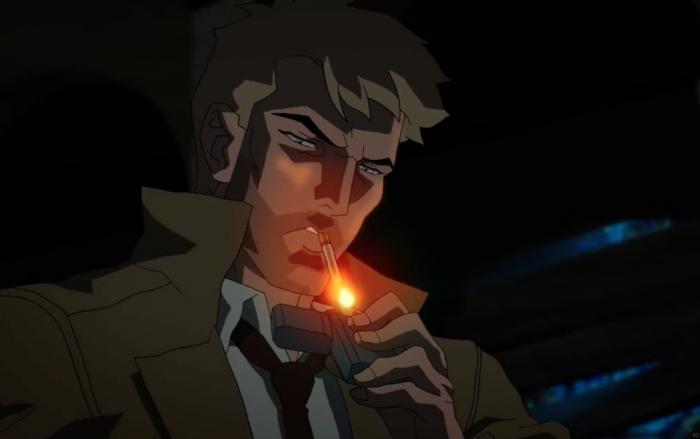 Imagen de la serie de animación de Constantine (2018)