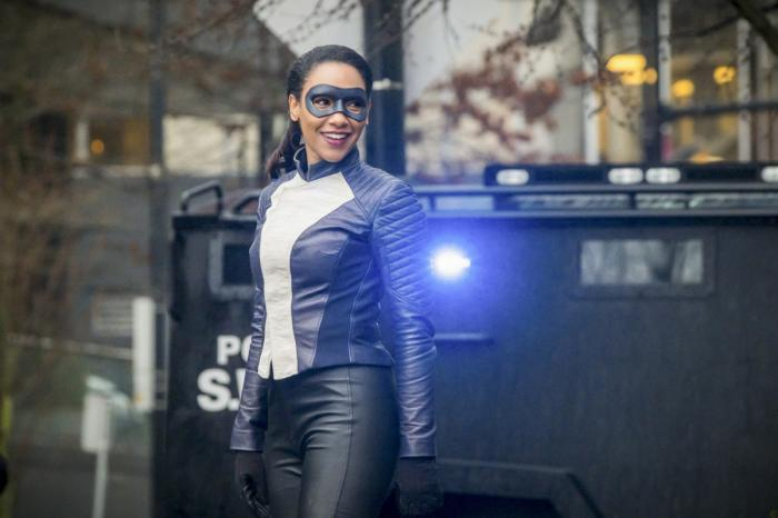 Imagen de The Flash 4×16: Run, Iris, Run