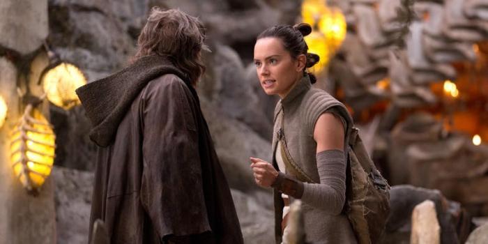 Imagen de una escena eliminada de Star Wars: Los últimos Jedi (2017)