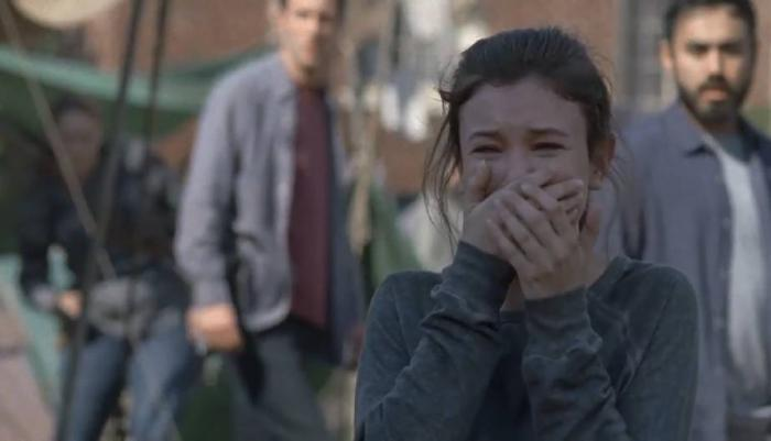 Imagen de The Walking Dead 8x11: Dead or Alive Or