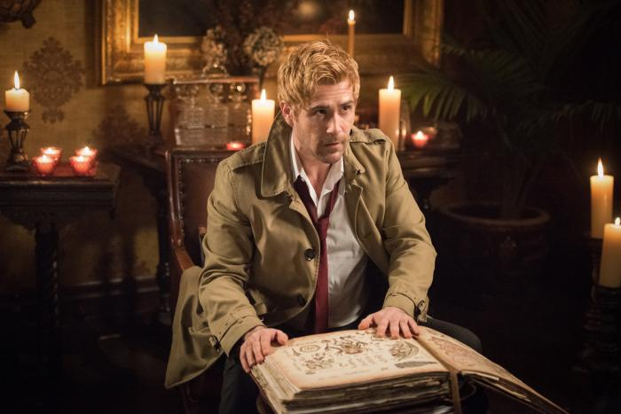 Imagen de Legends of Tomorrow 3x15: Necromancing The Stone