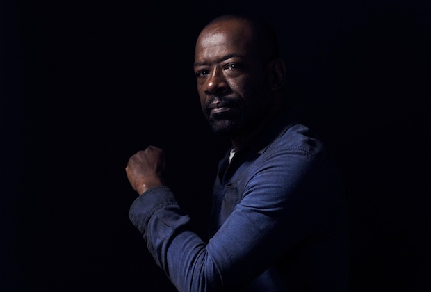 Imagen promocional de Morgan en la cuarta temporada de Fear The Walking Dead (2018)