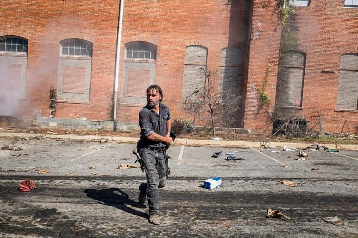 Imagen de The Walking Dead (2010 - ?) 8x12: The Key