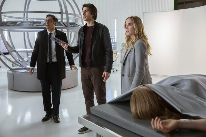 Imagen de Legends of Tomorrow (2015 - ?) 3x16: I, Ava