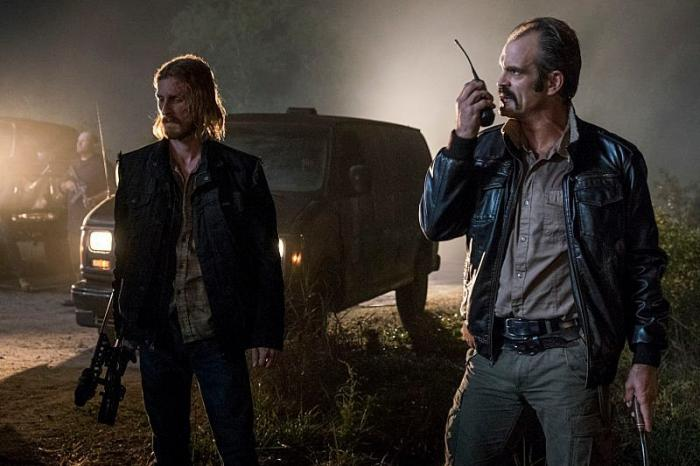 Imagen de The Walking Dead (2010 - ?) 8x13: Do Not Send Us Astray