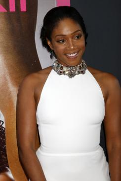 Actriz Tiffany Haddish