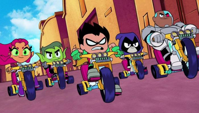 Imagen de Teen Titans GO! To The Movies (2018)
