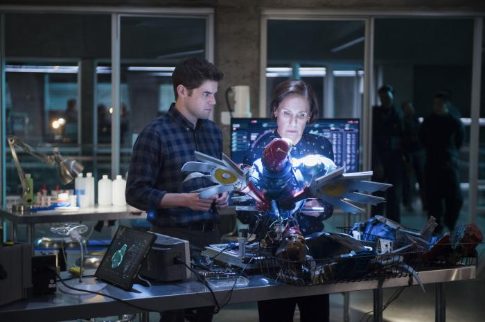 Imagen de Supergirl 6x14: Schott Through The Heart