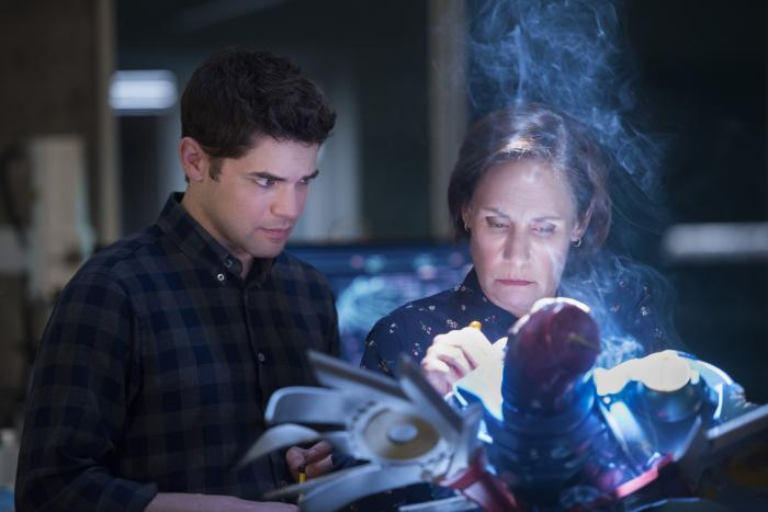 Imagen de Supergirl 3x14: Schott Through The Heart