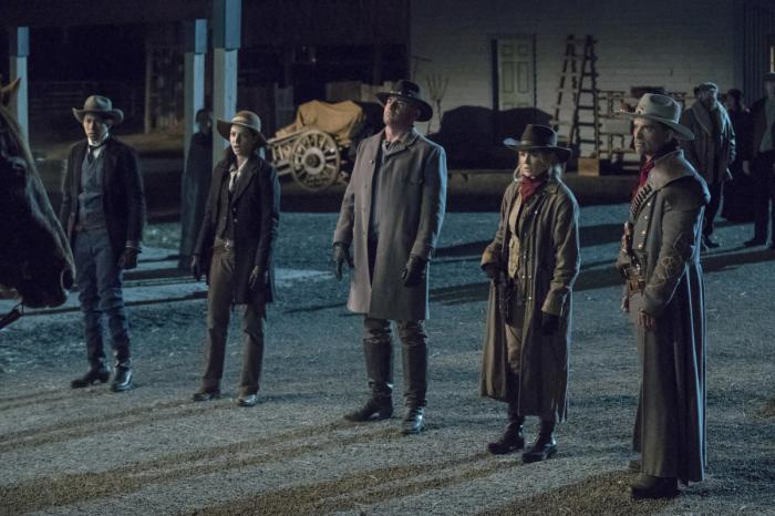 Imagen de Legends of Tomorrow 3x18: The Good, The Bad And The Cuddly