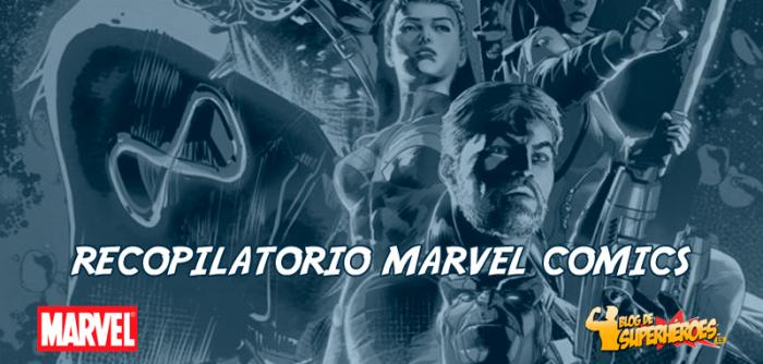 Recopilatorio Marvel Comics: crossover Infinity Wars