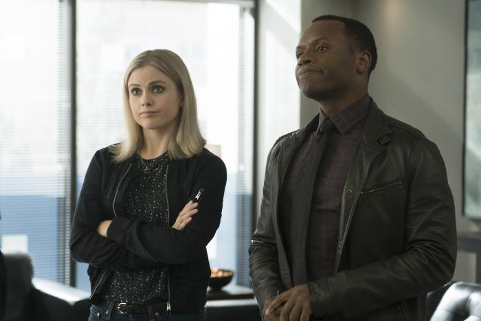 Imagen de iZombie 4x06: My Really Fair Lady