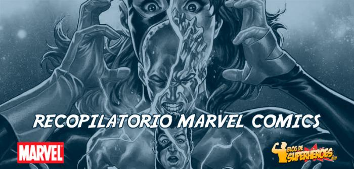 Recopilatorio Marvel Comics: Avance de Extermination de los X-Men