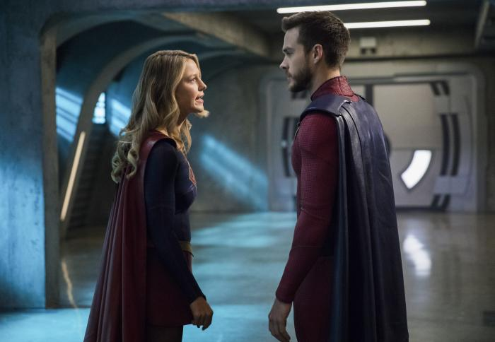 Mon-El en imagen de Supergirl (2015 - ?) 3x15: In Search of Lost Time