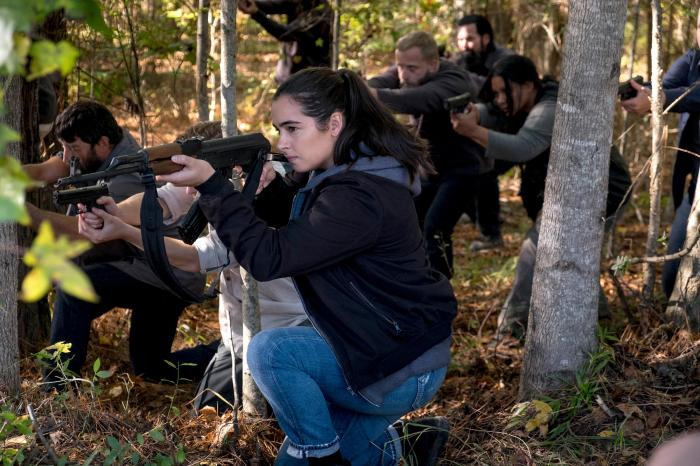Imagen de The Walking Dead Episode 8x16: Wrath