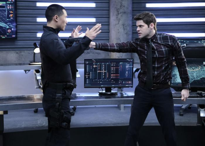 Imagen de Supergirl (2015 - ?) 3x15: In Search of Lost Time