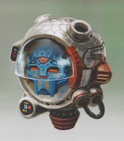 Concept art de Guardianes de la Galaxia Vol.2 (2017), Mainframe