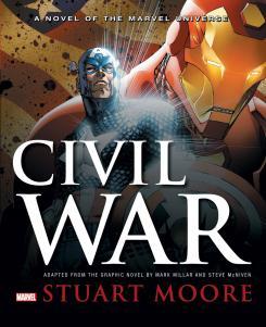 Civil war novel