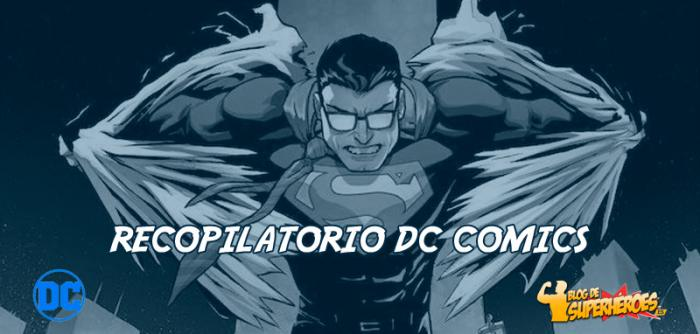 Recopilatorio DC Comics:Action Comics #1001