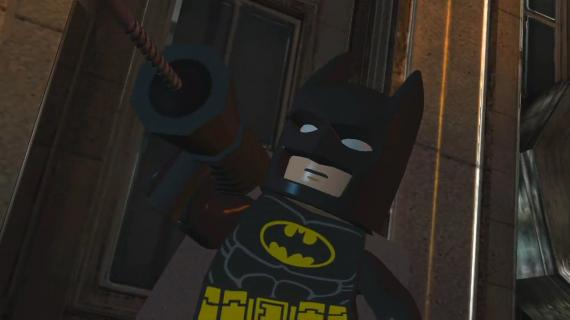Captura del trailer de LEGO Batman 2: DC Super Heroes (2012)