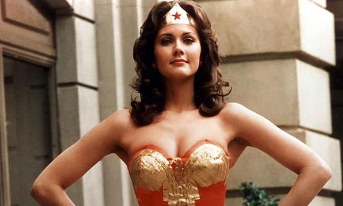 Lynda Carter en Wonder Woman (1975-79)