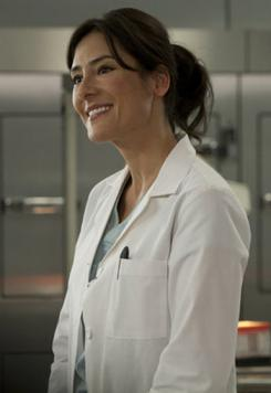 La actriz Alicia Coppola en Common Law (2012)