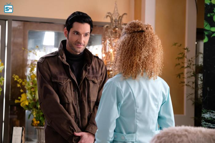 Imagen de Lucifer 3x22: All Hands on Decker