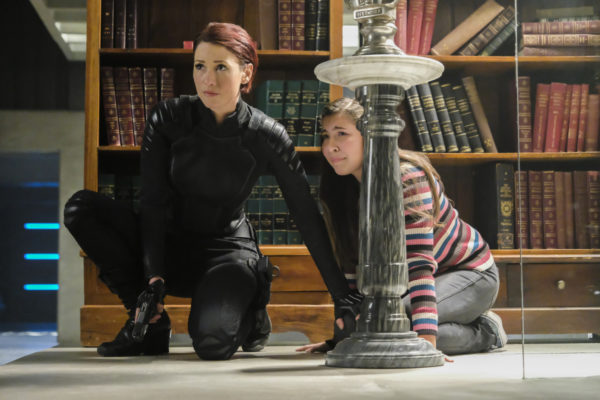 Imagen de Supergirl (2015 - ?) 3x18: Shelter From The Storm